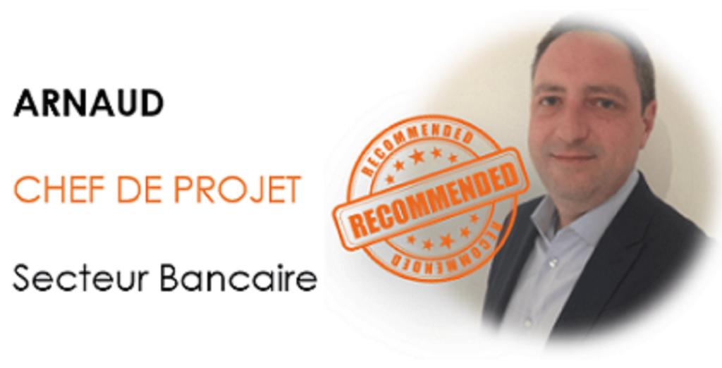 Les meilleurs Freelances sont sur InSitoo – Arnaud, Chef de Projet