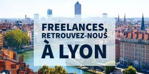Freelances, retrouvez InSitoo à Lyon !