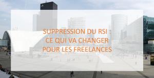 Freelance & RSI : qu'est-ce qui va changer ?