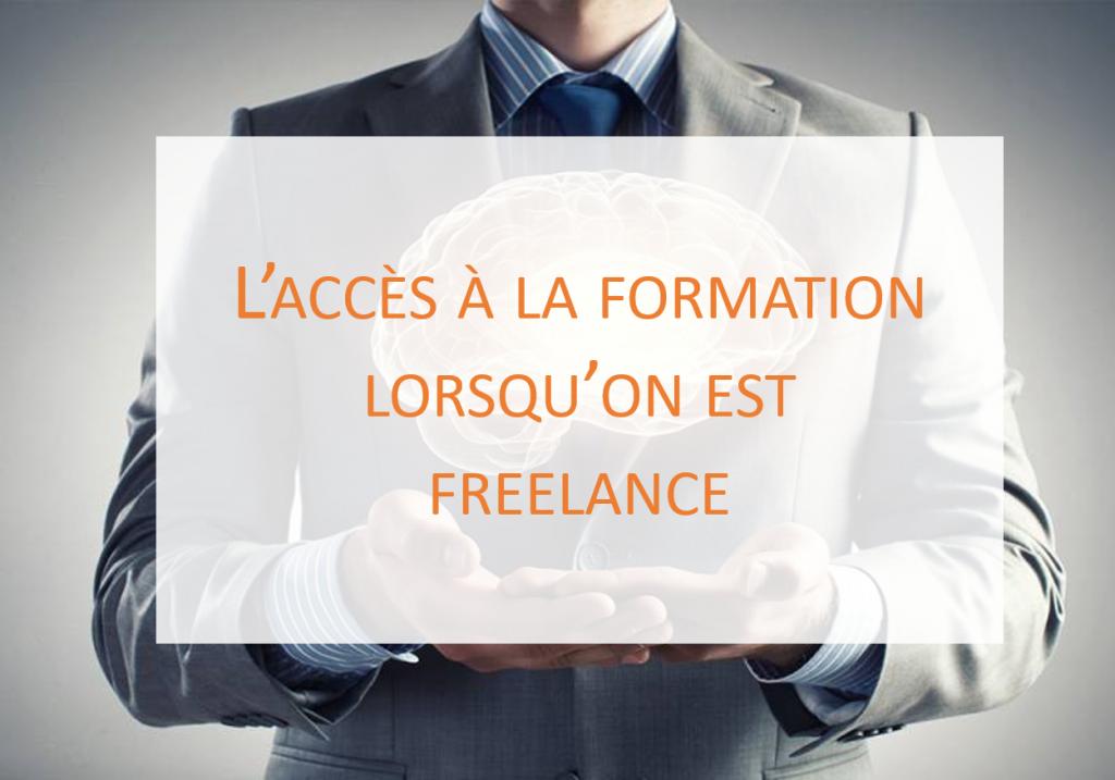 Comment accéder aux formations lorsqu'on est freelance ?