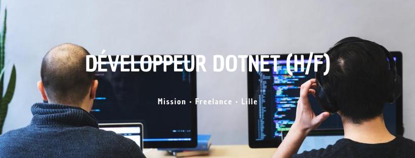 Développeur DotNet
