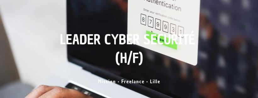 Leader Cyber Securité