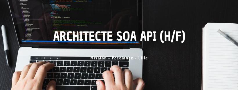 Architecte SOA API
