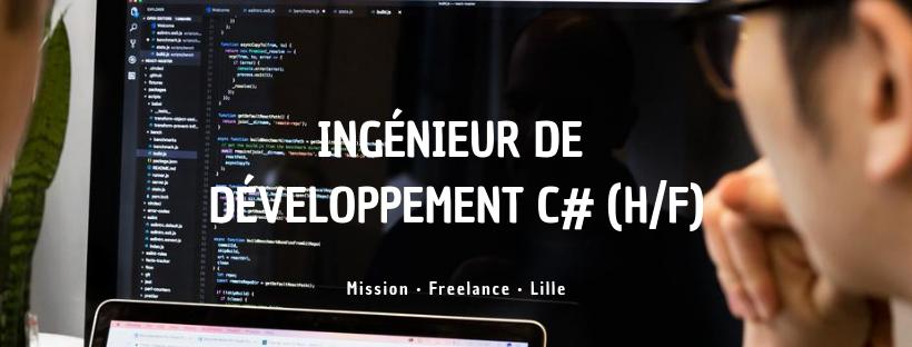 Ingénieur de Développement C#