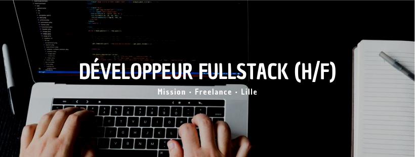 Développeur FullStack (H/F)