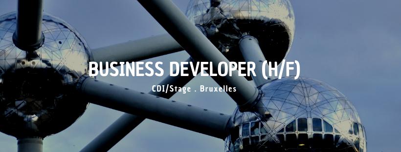 Business Developer (H/F)