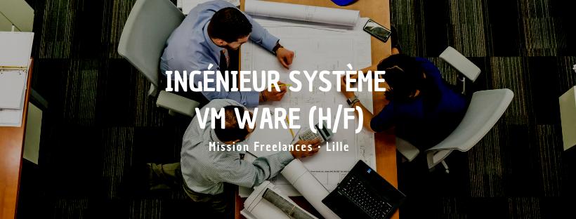 Ingénieur Système VM WARE (H/F)