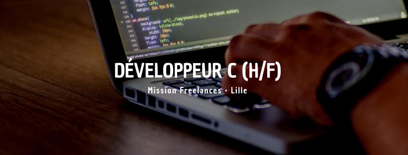 Développeur C (H/F)