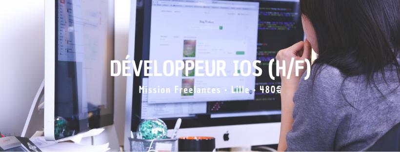 Développeur IOS (H/F)