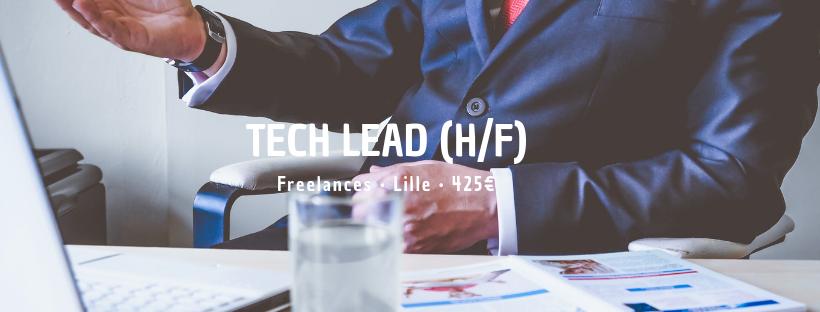 Tech Lead (H/F)