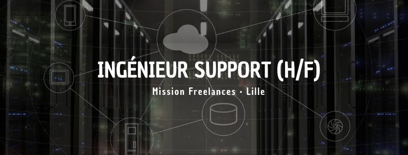 Ingénieur Support (H/F)