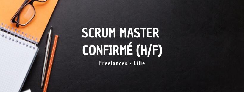 Scrum Master confirmé (H/F)