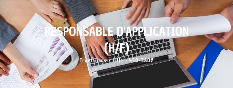 Responsable d'Application (H/F)