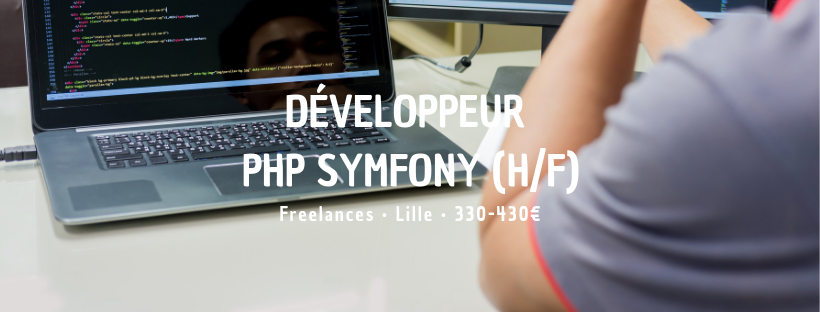 Développeur PHP Symfony (H/F)