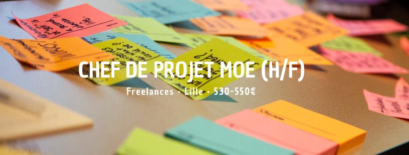 Chef de projet MOE (H/F)