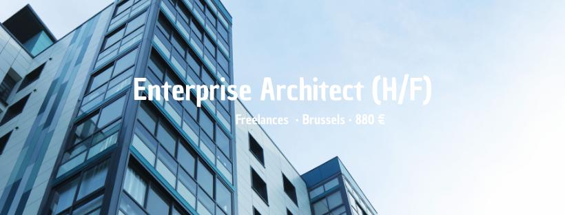 Enterprise Architect (H/F)