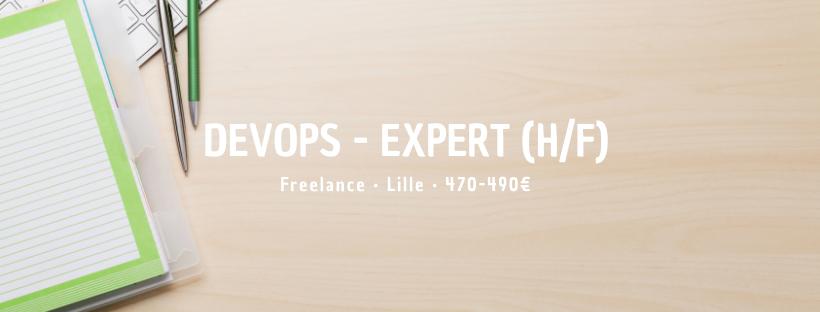 DevOps - Expert (H/F)