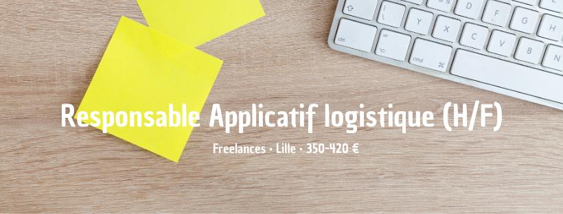 Responsable Applicatif Logistique (H/F)