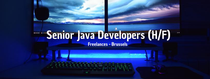 Senior Java Developers