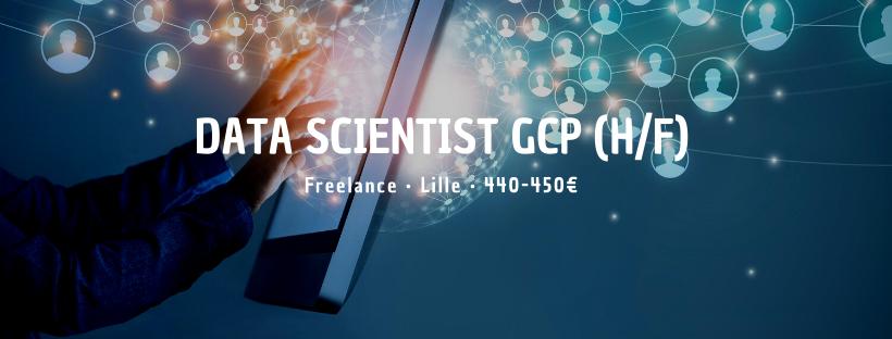 Data Scientist GCP (H/F)