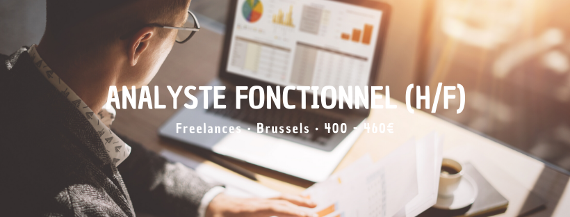 Analyste Fonctionnel (H/F)