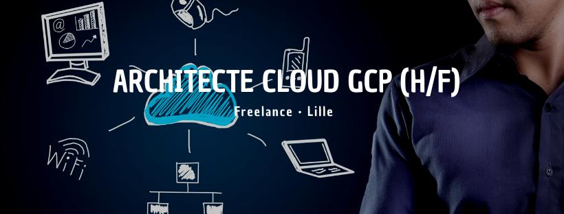 Architecte Cloud GCP (H/F)