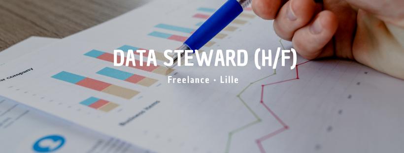 Data Steward (H/F)