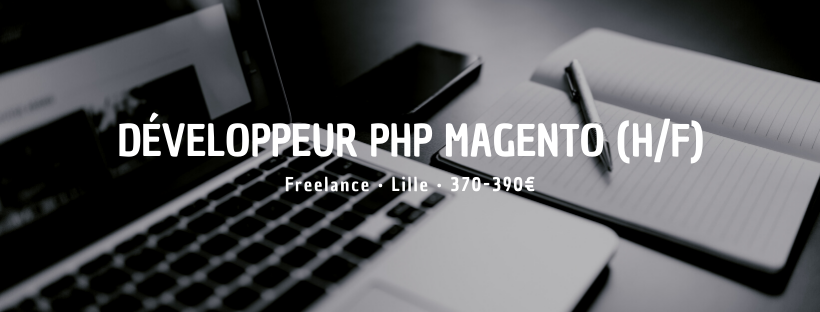 Développeur PHP Magento (H/F)