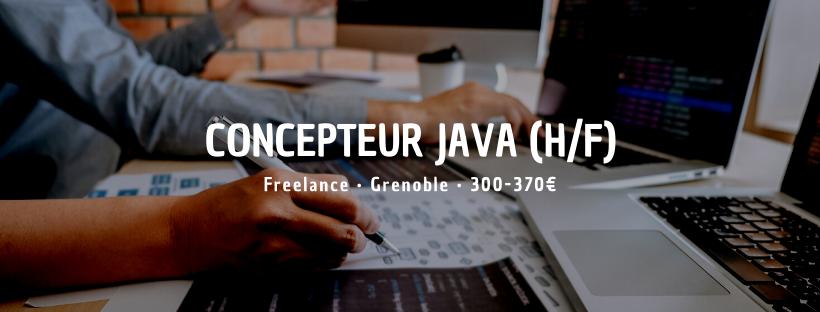 Concepteur Java (H/F)