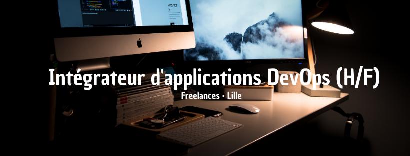 Intégrateur d'applications DevOps