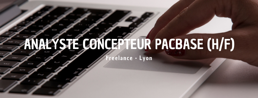 Analyste Concepteur Pacbase (H/F)