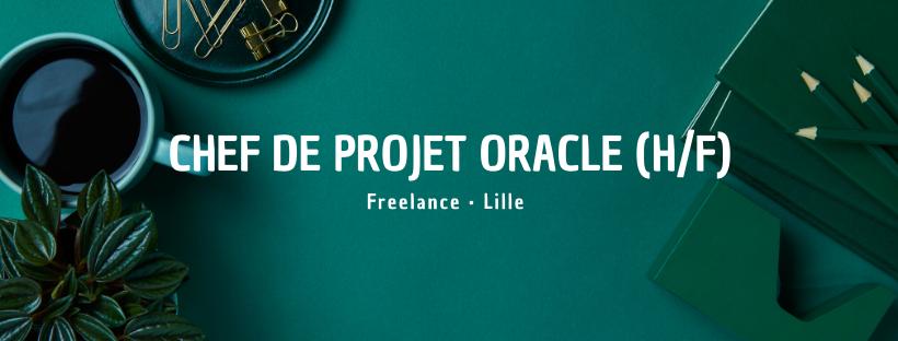 Chef de Projet Oracle (H/F)