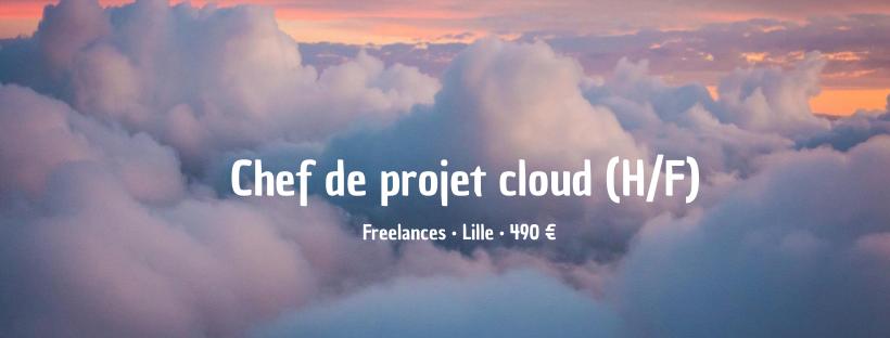 Chef de projet cloud