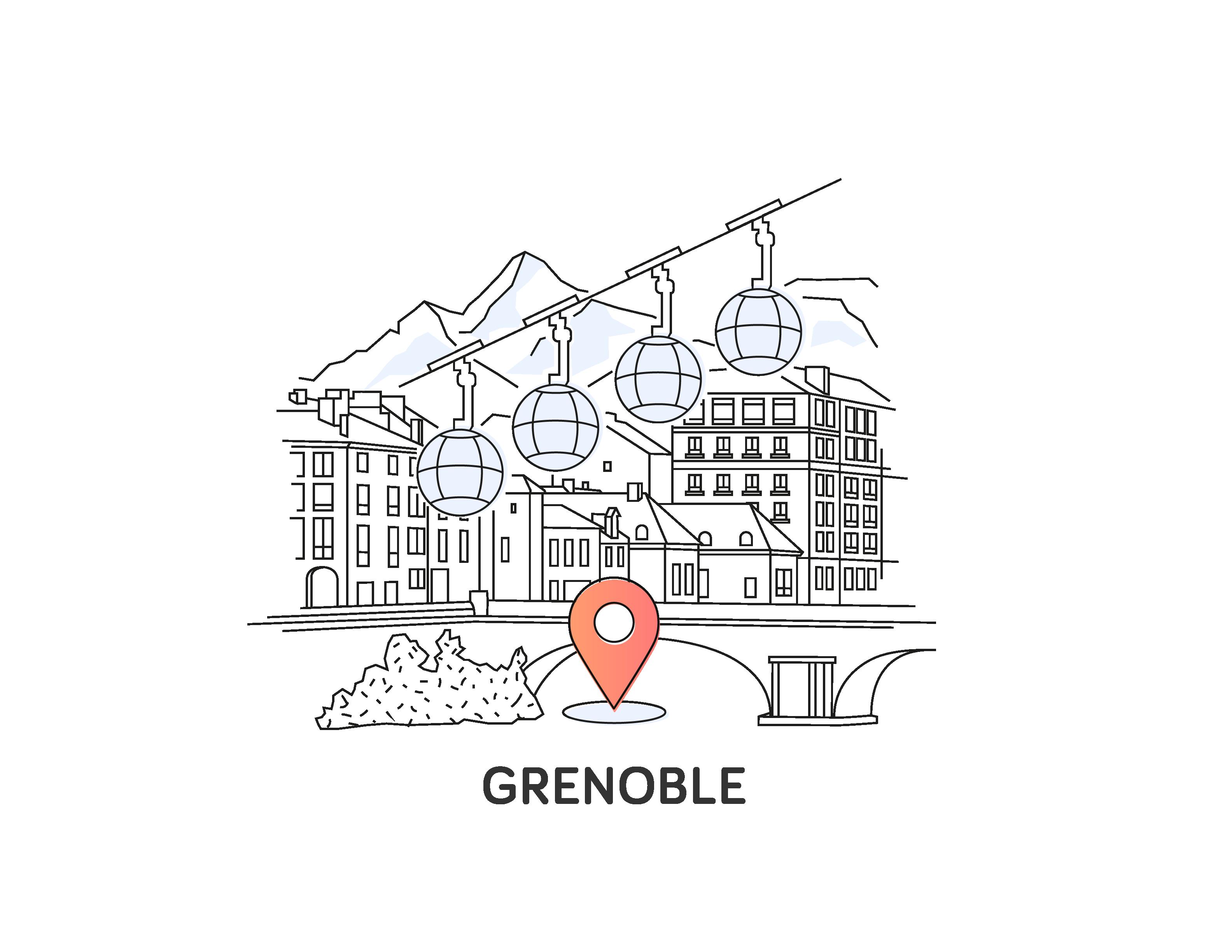 Agence de Grenoble