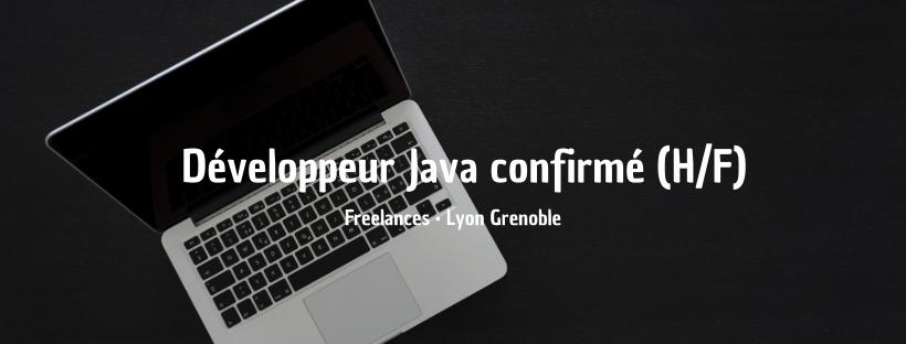 Développeur Java confirmé